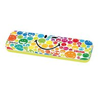 Herlitz 50002115 Metalletui Smiley World Rainbow (50002115)