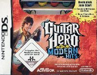 Activision Guitar Hero On Tour Modern Hits Bundle (NDS)
