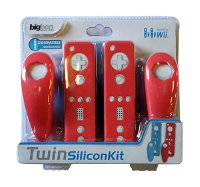 BigBen Wii - Protection Kit Twin-Pack (ACC2215)
