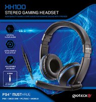 Gioteck Playstation 4 - Gioteck - XH-100 Gaming Stereo Headset (XH100PS4-11-MU)