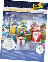 Folia Adventskalender´Winterlandschaft´, 25teilig 9398 (9398)