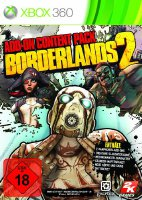 2K Games Borderlands 2 - Add-On Doublepack (DLC 1&2) (25995)