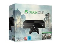 Microsoft Xbox One Konsole inkl. Assassin's Creed Unity und Black Flag (DLC) (885370882421)