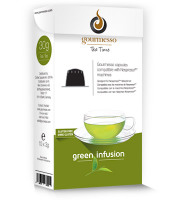 Gourmesso green infusion