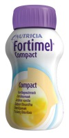 Nutricia Fortimel Compact 2.4 Vanille, 4X125 ml