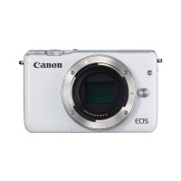 Canon EOS M10 weiss