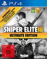 505 Games Sniper Elite 3 - Ultimate Edition - [Playstation 4] (PS4-032)