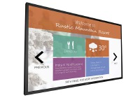 Philips SignageSolutions 65BDL3010T Multitouch-Display 163,9 cm (65´´) schwarz