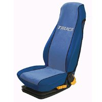 All Ride SEAT COVER TRUCK UNIVERSAL BLUE (871125236526)