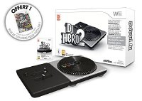 Activision DJ Hero 2 inkl. Turntable-Controller (30917087813)