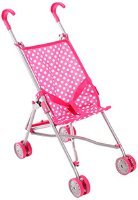 Bayer Chic 600 11 - Mini-Buggy, pink (600 11)