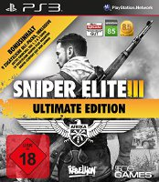 505 Games Sniper Elite 3 - Ultimate Edition - [Playstation 3] (PS3-322)