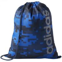 ADIDAS PERFORMANCE adidas GS AOP Daily Gymsack Turnbeutel - blue