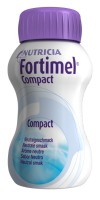 Nutricia Fortimel Compact 2.4 Neutral, 4X125 ml