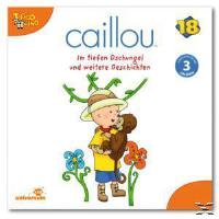 Sony Music Caillou 18: Im tiefen Dschungel (CD(s))