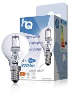 HQ Halogenlampe Kugelform E14 28 W, 370 lm, 2,800 K HQHE14BALL002 (HQHE14BALL002)