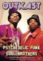 Inakustik Outkast - Psychedelic Funk Soul Brothers (DVD)