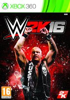 2K SPORTS WWE 2K16 [AT Pegi] - [Xbox 360] (90621380)