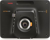Blackmagic Design STUDIOCAMERA4K Studio 4K Camcorder (9338716002577)