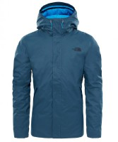 The North Face ThermoBall Insulated Shell Jacket Men - Wasserdichte Winterjacke - conquer blue - Gr.S