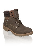 Tom Tailor Boot Tom Tailor taupe