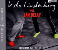 Warner Bros Udo Lindenberg, Jan Delay - Reeperbahn 2011 (What It´s Like) (2track) - (5 Zoll Single CD (2-Track))