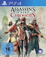 Ubisoft Assassin's Creed Chronicles - [PlayStation 4] (300079719)