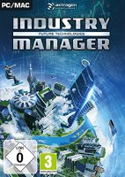 Astragon Industry Manager: Future Technologies - [PC] (ASTRA0003)