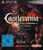 Konami Castlevania - Lords of Shadow Collection - [PlayStation 3] (90524459)