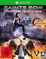 Deep Silver Saints Row IV Re-elected + Gat Out of Hell (XONE) (4020628862459)