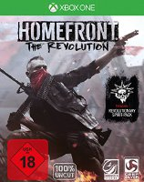 Deep Silver Homefront: The Revolution - Day One Edition (100% uncut) - [Xbox One] (1003073)