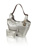 Anokhi City Bag ANOKHI silber