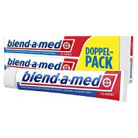 blend-a-med Classic Zahncreme Duopack, 75 ml (8001090272553)