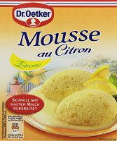 Dr. Oetker Mousse Zitrone, 93 g (2211468-6)