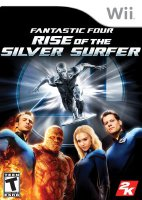Take2 Fantastic 4 Rise of the Silver Surfer (34133)