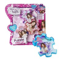 Giochi Preziosi 70022571 - Disney Violetta Make-Up 3-er Blist, Kosmetikkoffer (5034)