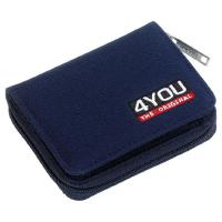 4YOU Original Series Zubehör Zipper Wallet Geldbörse - marine