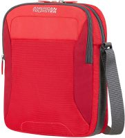 American Tourister Road Quest Flugbegleiter Cross-Over 00 solid red