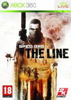 2K Games Spec Ops - The Line (uncut) [PEGI] (5026555256100)
