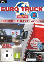 Astragon Euro Truck Simulator 2: Going East (Add-on) (44157)