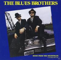 Atlantic THE BLUES BROTHERS (OST) (The Blues Brothers)