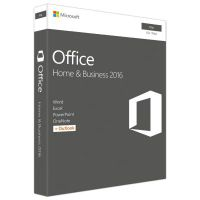 Microsoft Office 2016 Home&Business Mac PKC (P2) EN