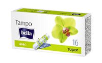 BELLA Tampo Tampons Super, 5er Pack (5 x 16 Stück) (BE-032-SU16-021)