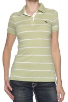 Abercrombie & Fitch Poloshirt SUSSY-Gruen1-S