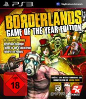 2K Games Borderlands - Game of the Year Edition (40541)