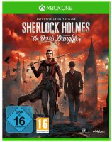 Big Ben Sherlock Holmes: The Devil's Daughter»XBox One«