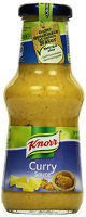 Knorr Schlemmersauce Curry, 1er Pack (1 x 250 ml)