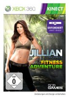 505 Games Jillian Michaels Fitness Adventure (Kinect) - [Xbox 360] (XB360-628)