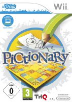 THQ Pictionary (uDraw GameTablet erforderlich) (40263)