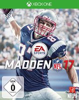 Electronic Arts Madden NFL 17 - [Xbox One] (463207)